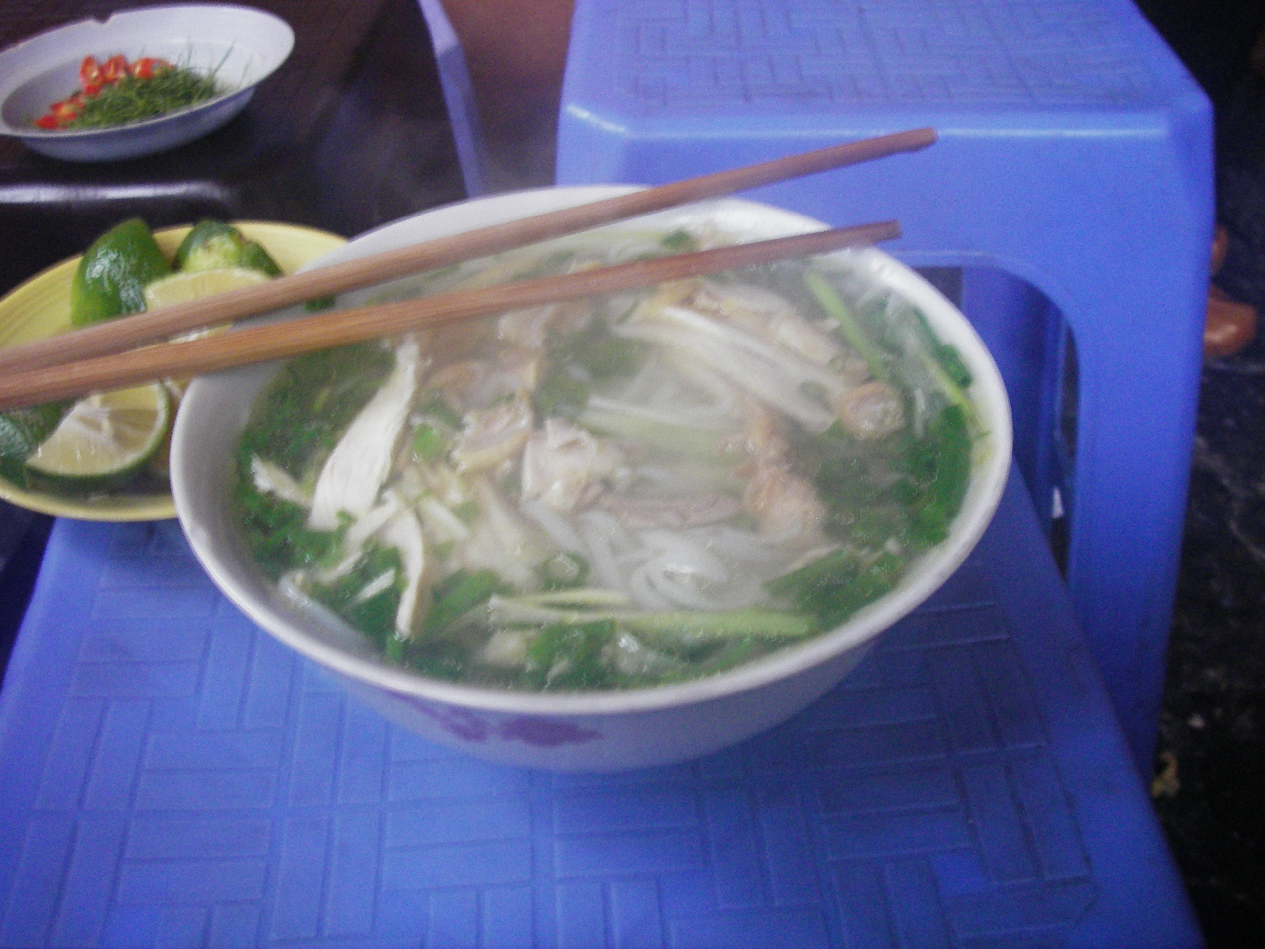 Hanoi Food Part 3: Wake up for Pho!
