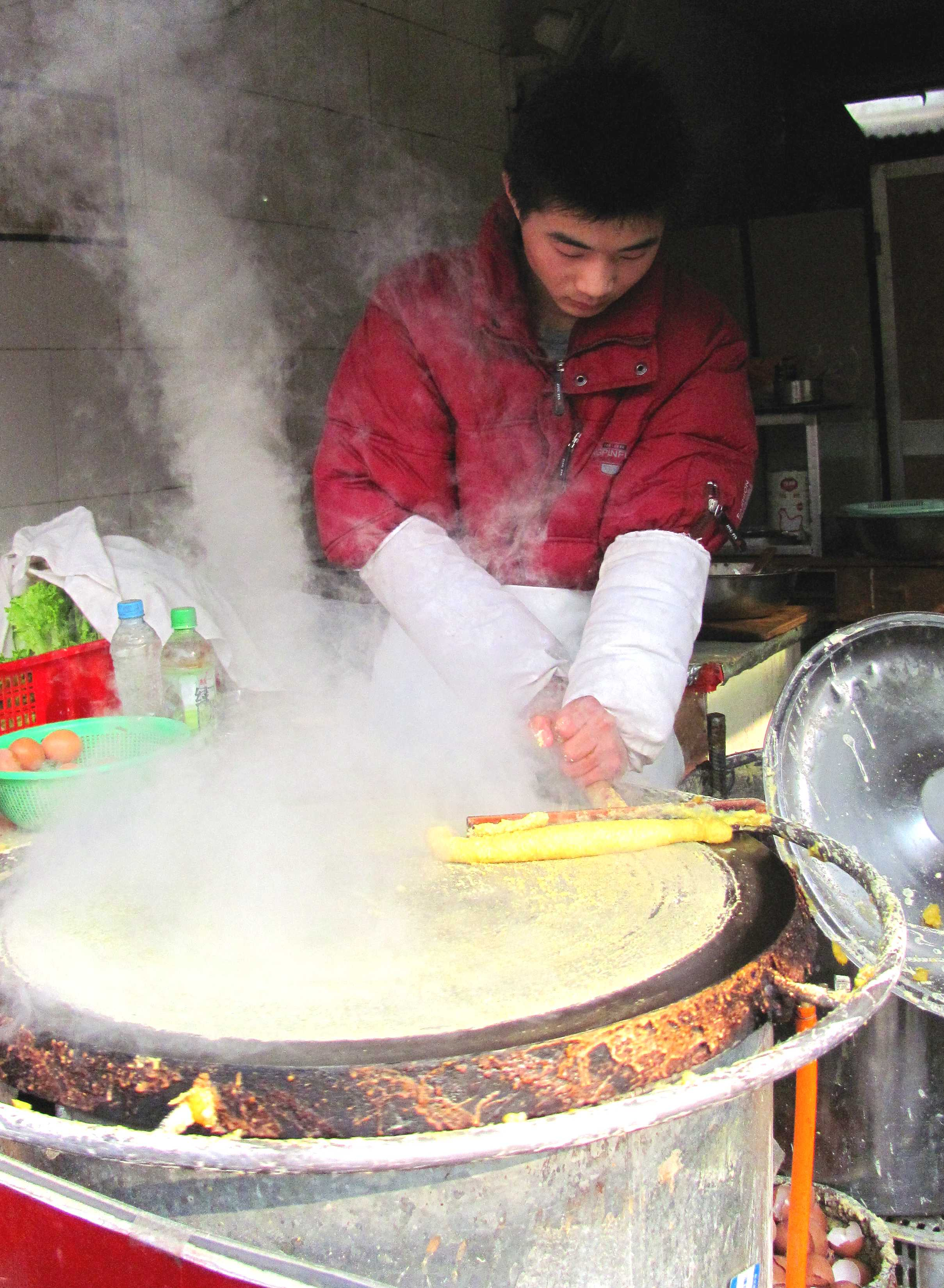 Beijing part 1: Street Food Favorites