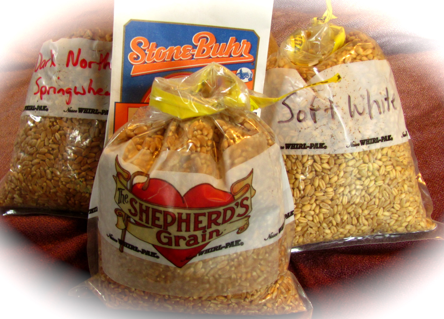 The Best Bread: Shepherd's Grain Flour