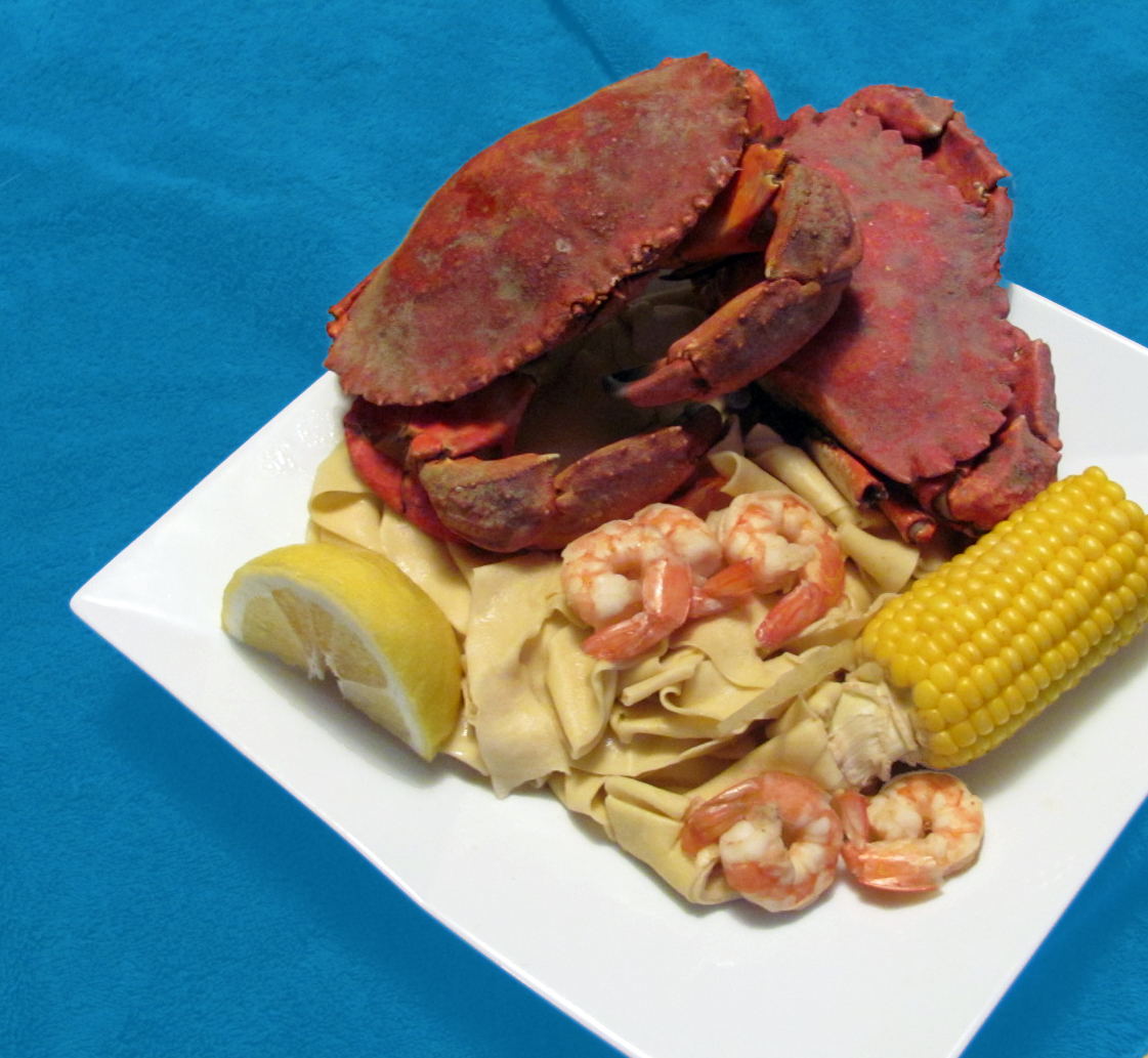 Recreating the Perfect Meal: Seafood Boil