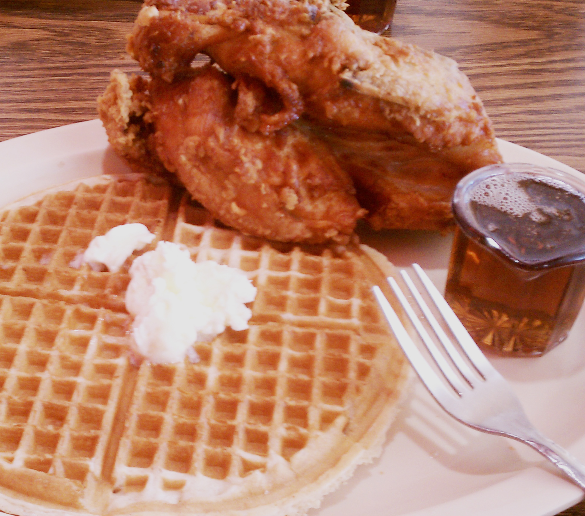 Dear Seattle Restaurants: A Chicken and Waffles Challenge