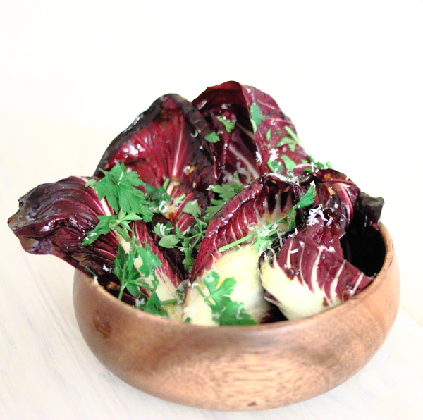 A Salad for Salad Haters: Radicchio with Anchovy Dressing