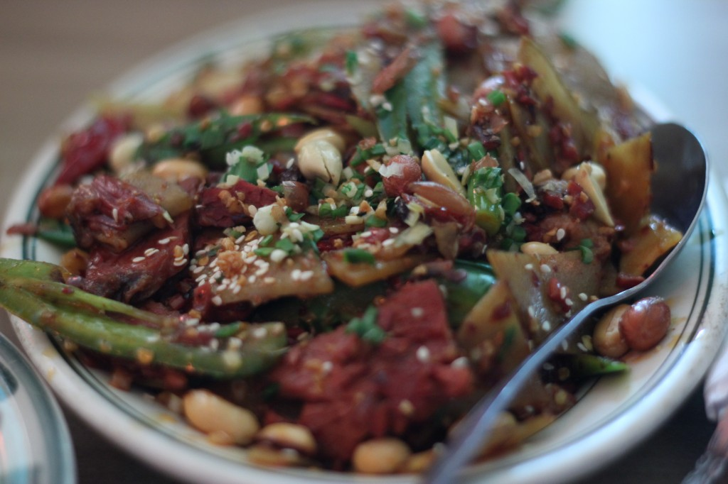 The Kung Pao Pastrami from Mission Chinese Food in San Francisco is a travel food-find favorite.