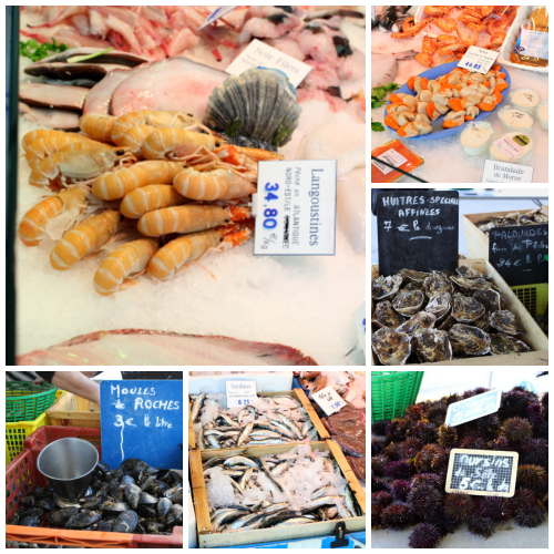 The French are Just Like us-Seafood